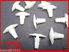 HONDA CIVIC ACCORD WEATHER STRIP REPLACEMENT PLASTIC CLIP RETAINER T89
