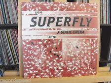 """★★ 12"""" Maxi - X-STATIC OPERA - Keja - Original Mix + Club Mix - Superfly 10016"""