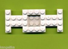 Lego--4212-- Fahrgestell -- Bauplatte --- Weiß -- 4 x 10 --