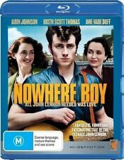 Nowhere Boy * Blu-ray Disc * NEW