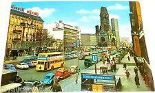 D2U Buessing Subway Kurfürstendamm Berlin Postcard 1950's 60er Jahre 23 å