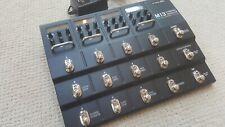 Line 6 M13 Stompbox Modeler Guitar Processor Pedal Over 75 Effects True Bypass