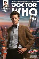NYCC 2014 Doctor Who #1 11th Dr. Matt Smith Exclusive Variant Cover Comic