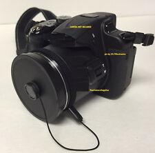 Kaiser Slip-On FRONT LENS CAP 58mm+HOLDER to 58mm outside diamerter aplications