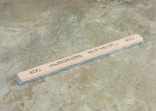 """Edge Pro 1/2"""" 400 Grit Fine Stone for recurve blades - New - narrow 1/2x6 inches"""