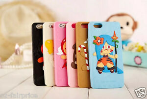 CookieRun Cherry Cookie 3D iPhone 6 6S Plus 5 5S SE Silicone Soft Case Cover