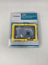 Polaroid Dive-Rated Universal Large Waterproof Digital Camera Housing