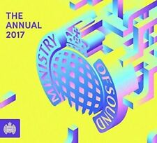 Ministry of Sound - The Annual 2017 [New & Sealed] 2CDs