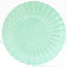 Linea Frill Pastel Mint Green Fine Bone China Salad Dessert Plate