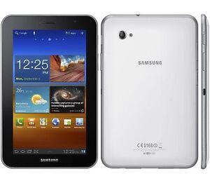 "SAMSUNG GALAXY TAB GT-P6200 Unlocked 16gb Dual Core Wi-Fi 7.0"" Android Tablet"