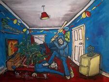 Gouache Artist Multi-Colour Art Paintings