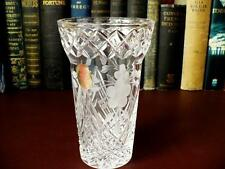 Crystal/ Cut Glass Objects