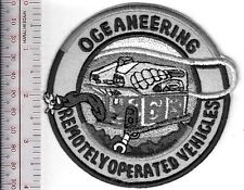 SCUBA Hard Hat Diving Oceaneering Remotely Opererated Vehicles ROV Canadian grey