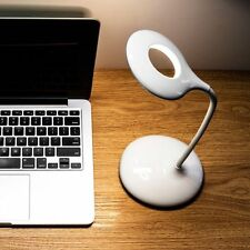USB Rechargeable Touch Sensor Cordless LED Light Desk Table Lamp Dimmable 1 free