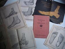 SCHUSTER-INNUNG 1948 Heft & Kunstdruckbeilagen Platt-Klumpfuß/ORTHOPÄDIE-Zeitung