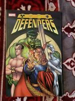 Defenders Indefensible Marvel Comics Keith Giffen 2006 TPB Hulk Silver Surfer