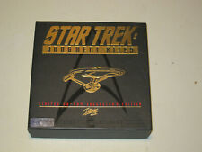 Star Trek  Judgement Rites Limited CD-ROM Collector's Edition  PC 1995, Opened