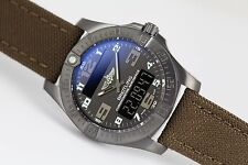 Breitling Aerospace Evo Night Mission Black V7936310/BD60BRFD BNIB Free Shipping