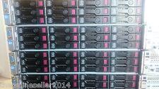 HP DL380e Gen8, 2* E5-2450L 8C, 42TB SAS HDs, 80GB RAM, P420/1G, 2* PSU dl380g8