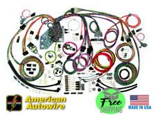 69 70 71 72 Chevy/GMC C10 Truck Complete Wiring Kit - American Autowire 510089