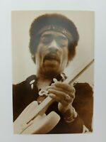 Jimi Hendrix Sepia Tones | 1983 The American Postcard Co. INC.
