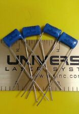 Seacor .047uf 250V Metalized Radial Polyester Film Capacitor  (Lot of 4)