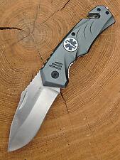 BÖKER Magnum Gray Rescue  Einhandmesser Taschenmesser Rettungsmesser 01SC184
