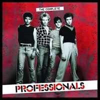 Complete Professionals : The Professionals NEW CD Album (4745677     )