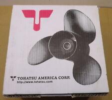 TOHATSU NISSAN 40 50 HP 2 STROKE & TLDI ALUMINUM PROPELLER 11.1 X 14 3T5B645290