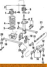 CHRYSLER OEM Front Suspension-Strut Rod Nut 6502526