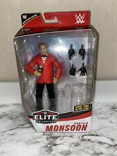WWE Mattel gorilla monsoon Wwf Vintage legend
