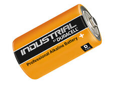Duracell D Cell Professional Industrial Batteries Pack of 10