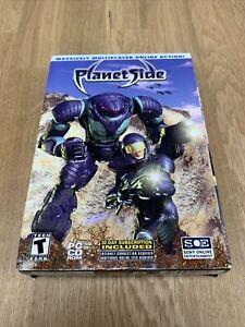 PlanetSide - Sony Online Entertainment PC 2003 - RARE