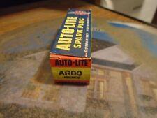 Vintage Auto Lite Resistor AR80/306 Spark Plug 1 each 37-67 amc chevy dodge etc