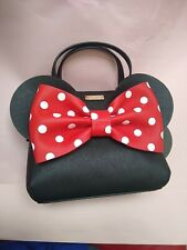 KATE SPADE x Disney Minnie Mouse Mini Maise Crossbody Bag Shoulder Purse NWT