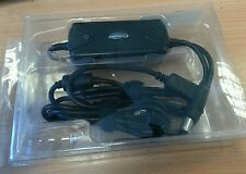 2-Power Universal Car-Air DC Adapter CUC0090C (with one tip)