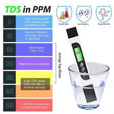 Meter Digital Water PH Tester Water Quality Tester Ideal Water Test Meter Pen ME
