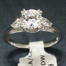 HT2311 Tacori Diamond Platinum Engagement Ring