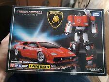 Takara Transformers Masterpiece: MP-12 Lambor Action Figure