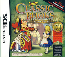 JUNIOR CLASSIC BOOKS AND FAIRYTALES (DS)