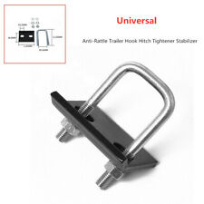1PC Universal Anti-Rattle Trailer Hook Hitch Tightener Stabilizer metal for SUV