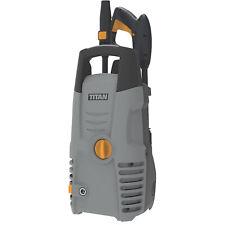 More details for titan electric high pressure washer ttb1300prw 100 bar 1.3kw 230v jet wash gun