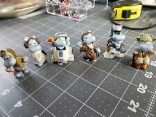 Kinder Surprise Happy Hippo Star Wars Figures Set of 6