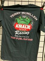 Terry McMillen AMALIE Racing t shirt