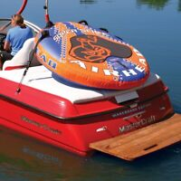 Airhead Tube Keeper Towable Inflatable Boat Storage for Tubes