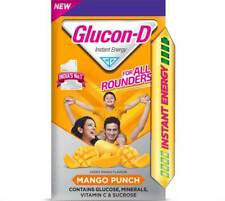 Glucon D Mango Punch - 100 g Contains glucose, minerals, vitamin C|Free Shipping