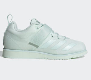 Adidas POWERLIFT 4 SHOES Women's Dash Green Size 11