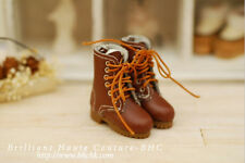 BHC Mountain Boots for Kenner Blythe doll Licca / Azone / Pullip -FW218