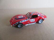 753I Kit Artisanal Base Inter-Cars Chevrolet Corvette # 57 Sebring 1972 1:43