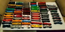 HUGE HO Train Lot 75 Athearn/Tyco/Roundhouse etc Rolling Stock Ready To Run